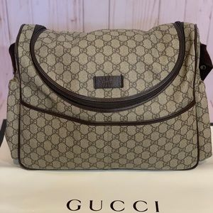 GG Gucci Diaper Baby Bag